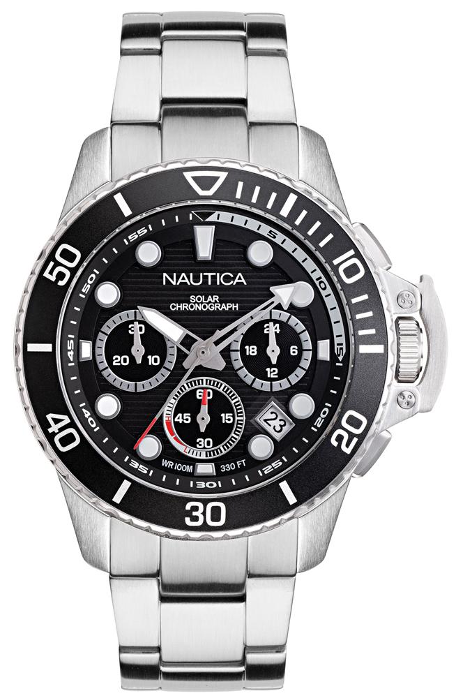 Nautica NAPBSC906 - zegarek męski