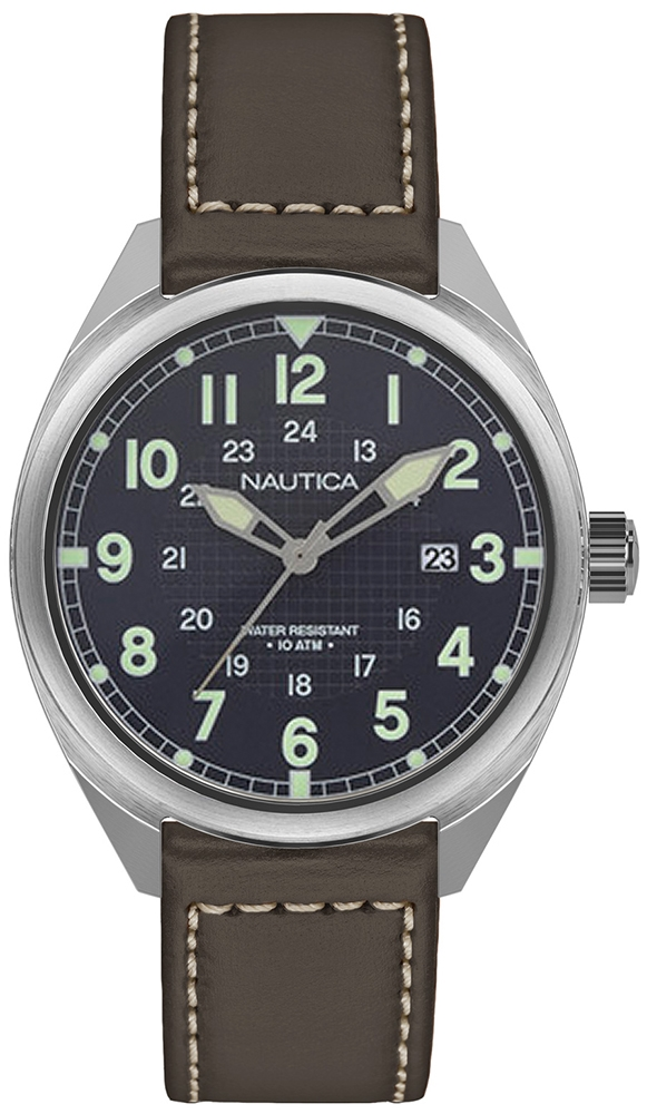 Nautica NAPBTP008 - zegarek męski