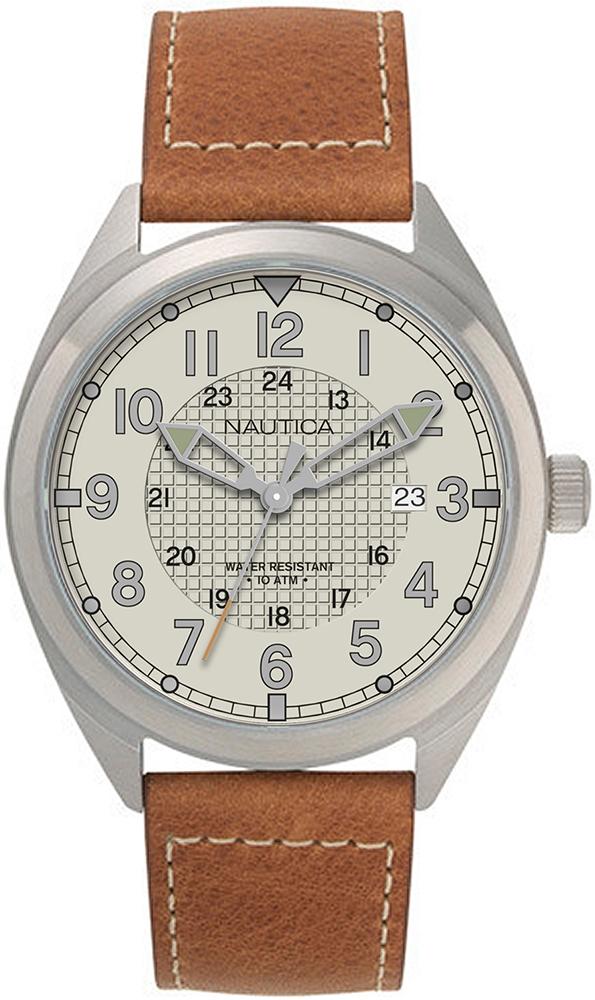 Nautica NAPBTP009 - zegarek męski