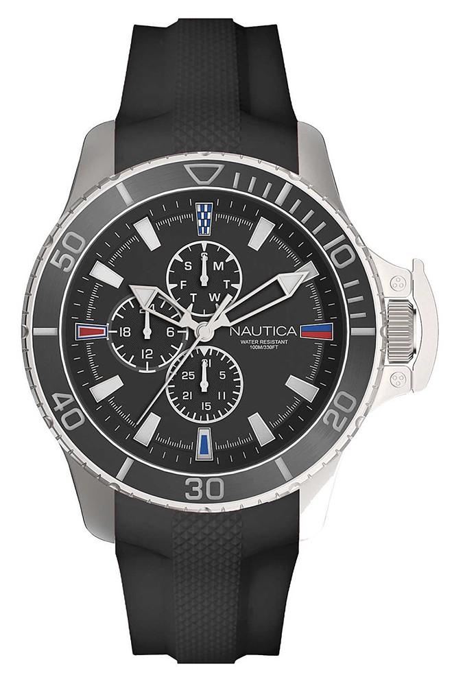 Nautica NAPBYS007 - zegarek męski