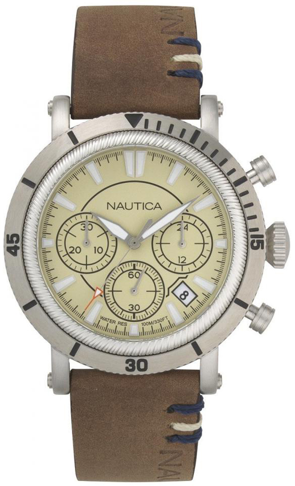 Nautica NAPFMT001 - zegarek męski