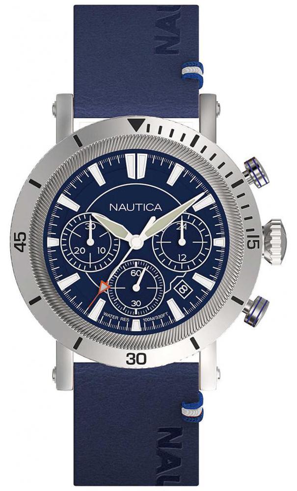 Nautica NAPFMT002 - zegarek męski