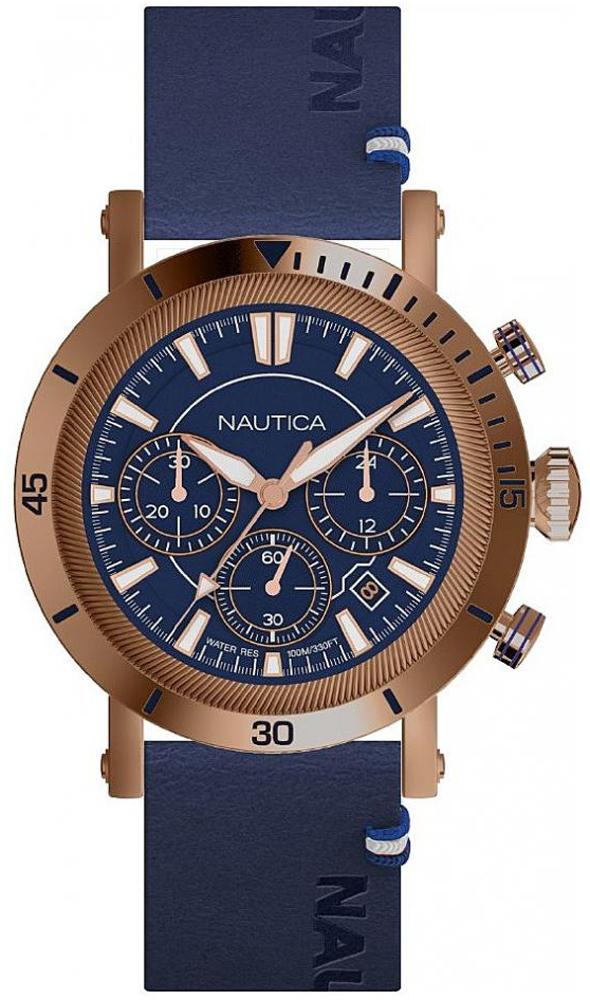 Nautica NAPFMT004 - zegarek męski