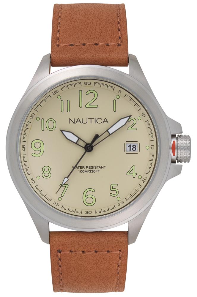 Nautica NAPGLP003 - zegarek męski