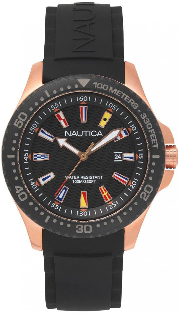 Nautica NAPJBC006 - zegarek męski