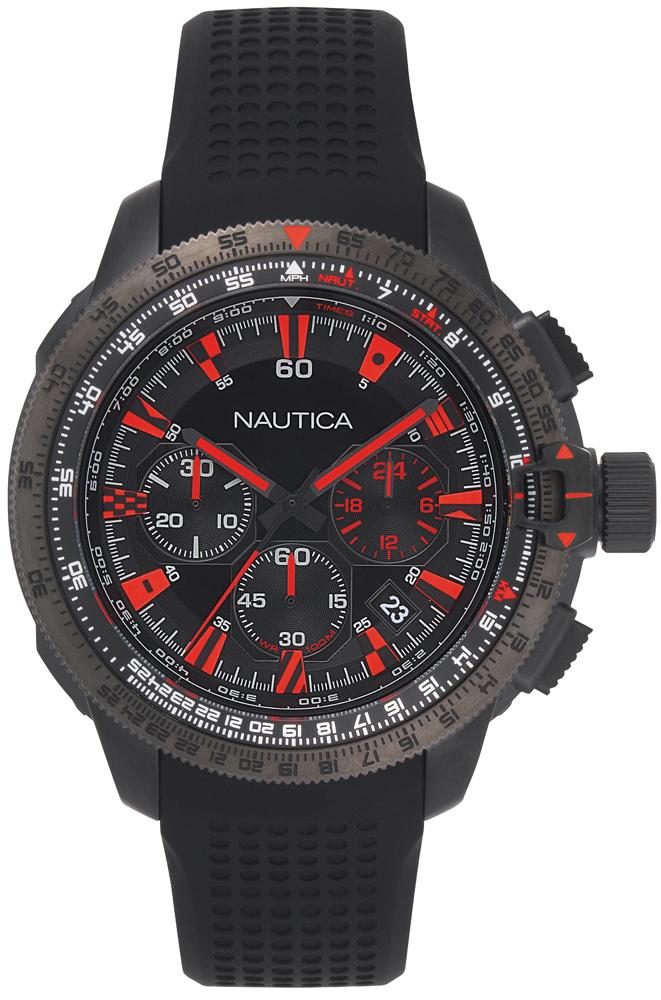 Nautica NAPMSB001 - zegarek męski