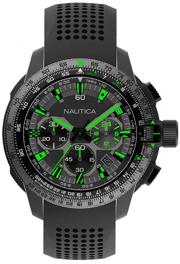 Nautica NAPMSB002 - zegarek męski