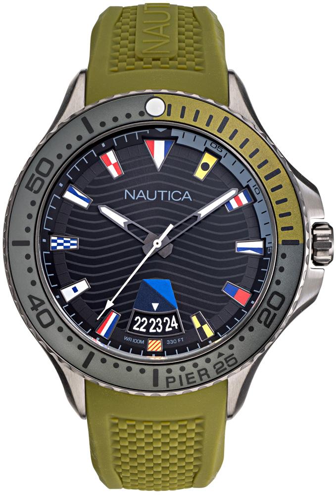 Nautica NAPP25F07 - zegarek męski