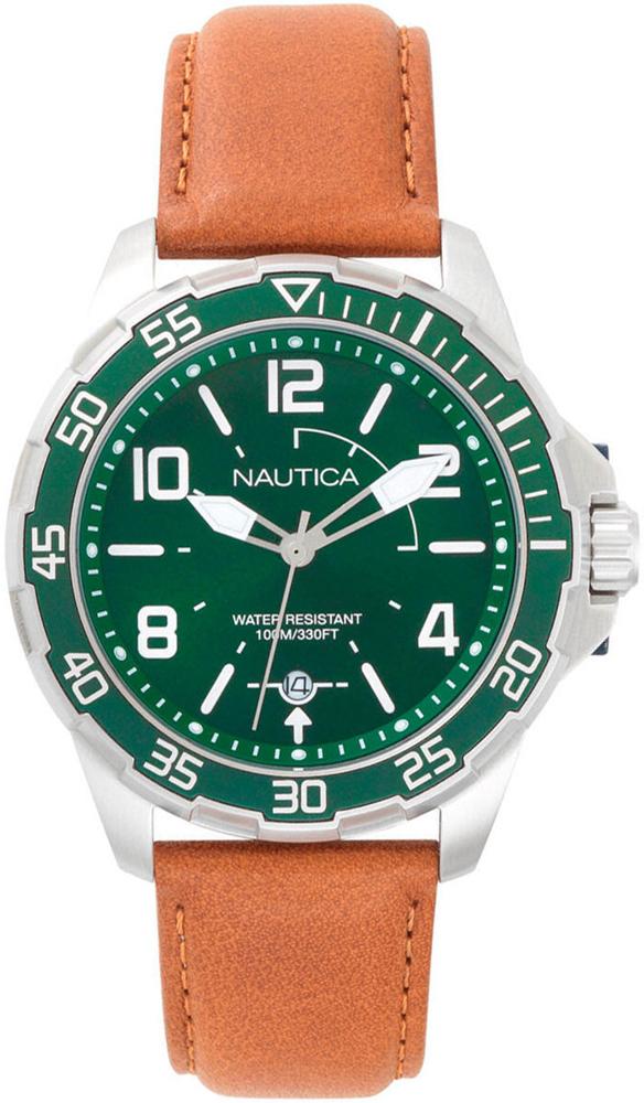 Nautica NAPPLH001 - zegarek męski