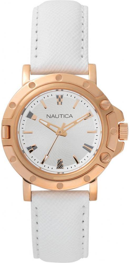 Nautica NAPPRH009 - zegarek damski