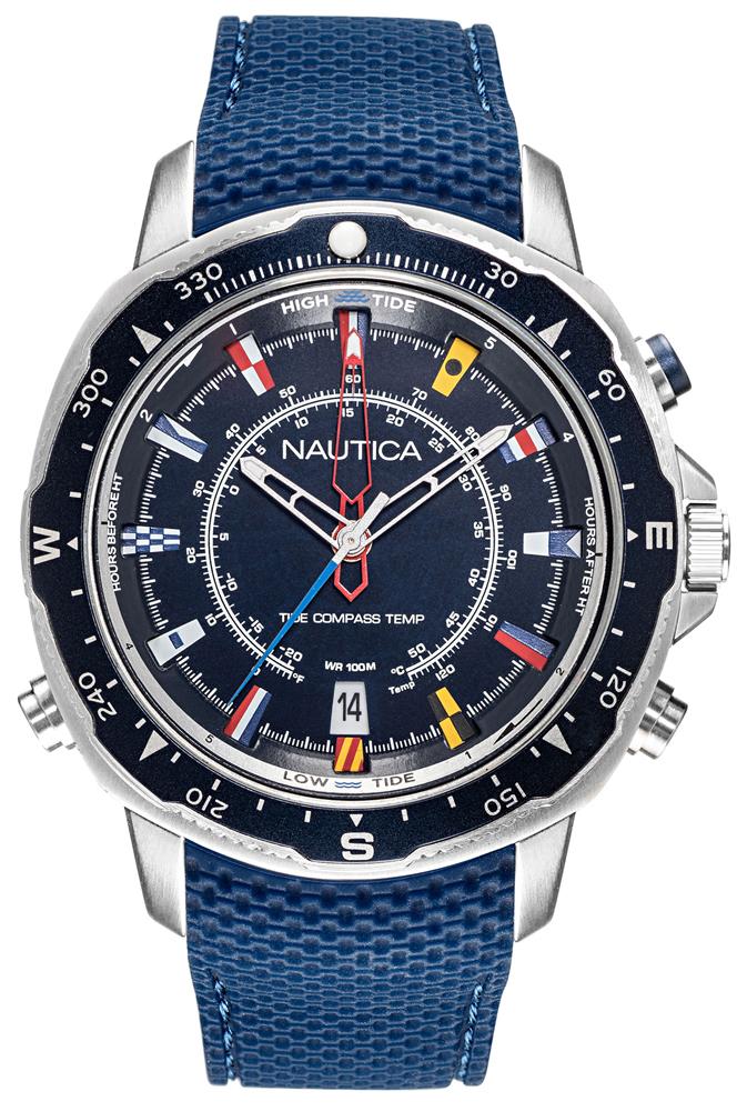 Nautica NAPSSP902 - zegarek męski