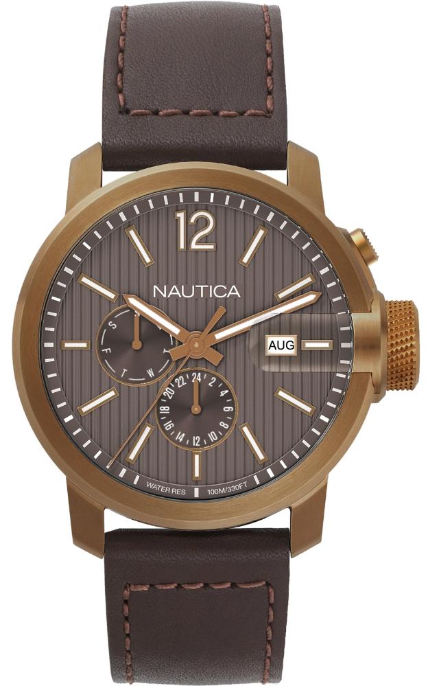 Nautica NAPSYD017 - zegarek męski