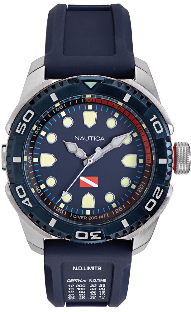 Nautica NAPTDS902 - zegarek męski