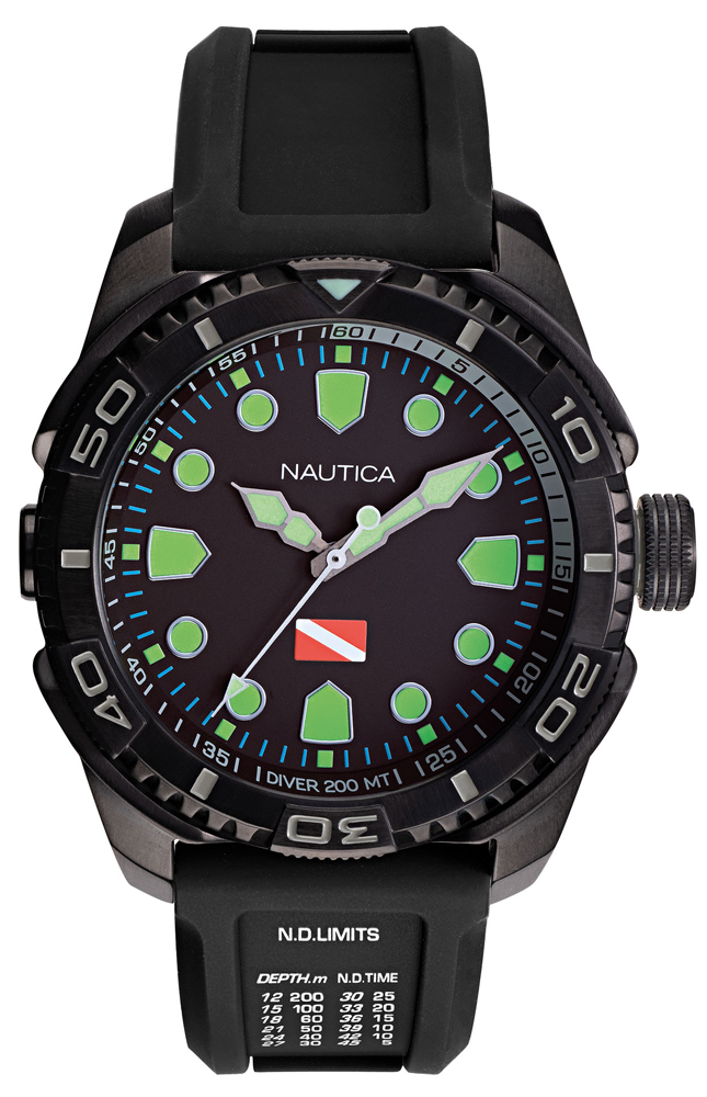 Nautica NAPTDS903 - zegarek męski