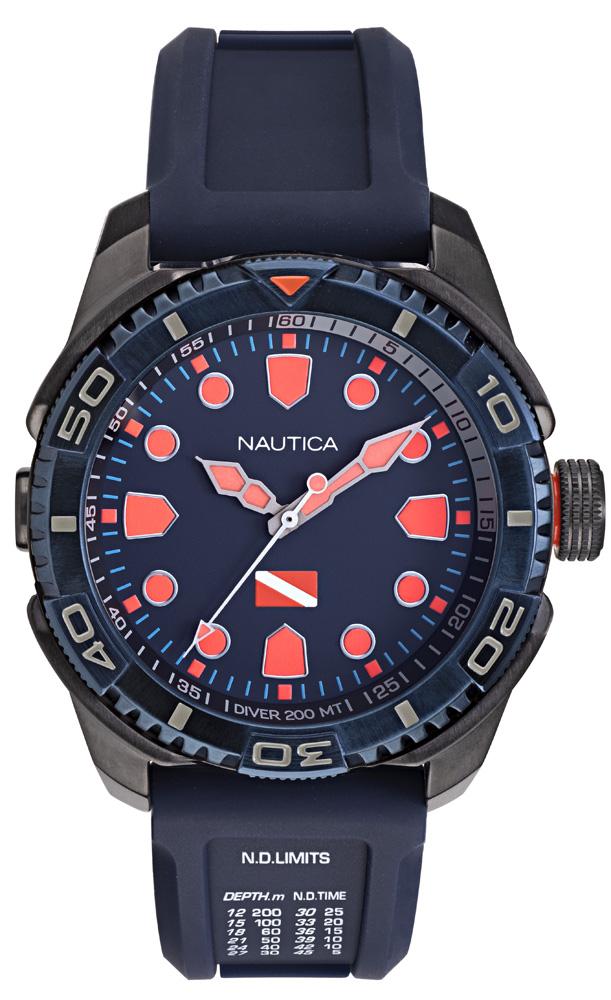 Nautica NAPTDS904 - zegarek męski