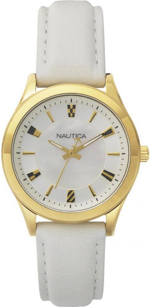 Nautica NAPVNC001 - zegarek damski