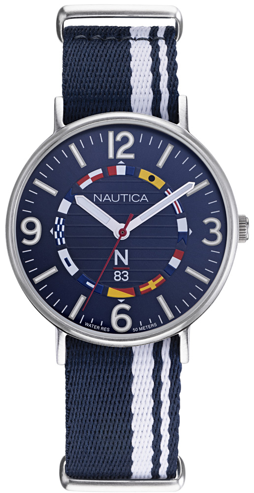 Nautica NAPWGS902 - zegarek męski