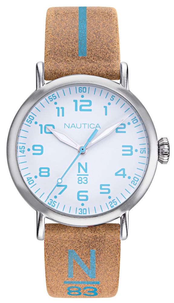 Nautica NAPWLF920 - zegarek męski