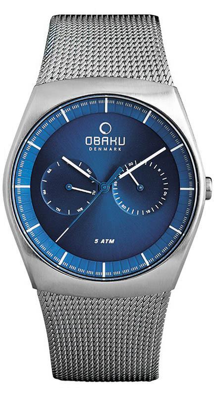Obaku Denmark V176GMCLMC - zegarek męski
