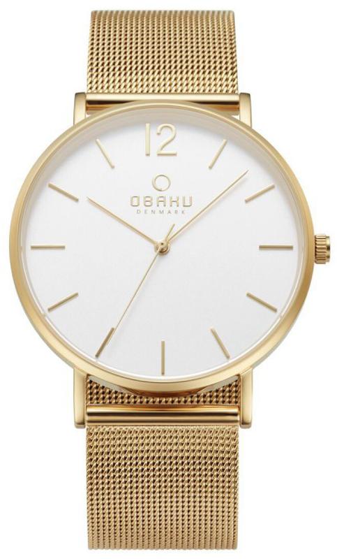 Obaku Denmark V197GXGWMG1 - zegarek męski