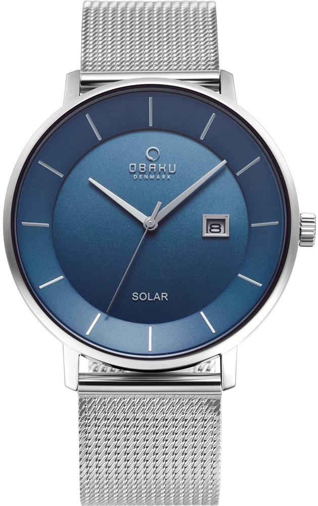 Obaku Denmark V222GRCLMC - zegarek męski
