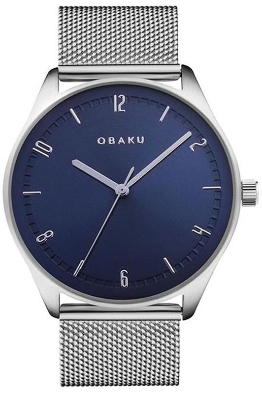 Obaku Denmark V235GXCLMC - zegarek męski