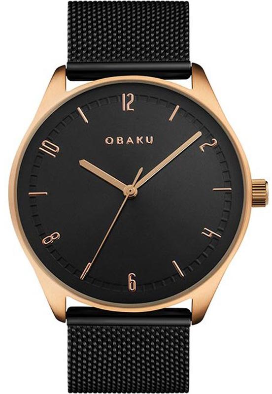 Obaku Denmark V235GXVBMB - zegarek męski
