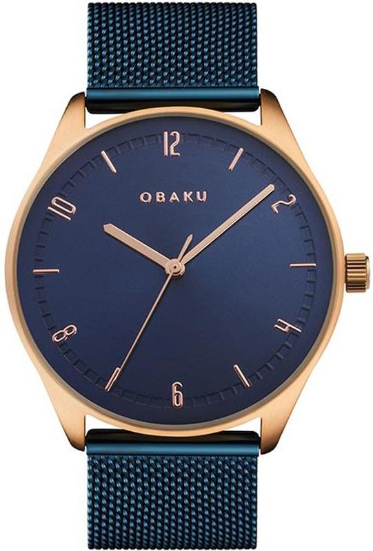 Obaku Denmark V235GXVLML - zegarek męski
