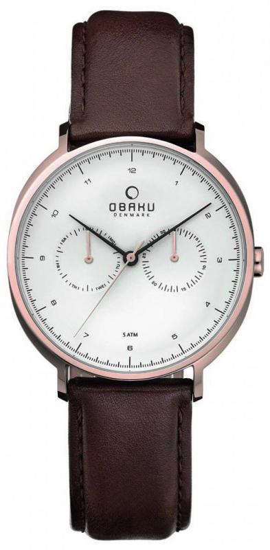 Obaku Denmark V193GMVIRN - zegarek męski