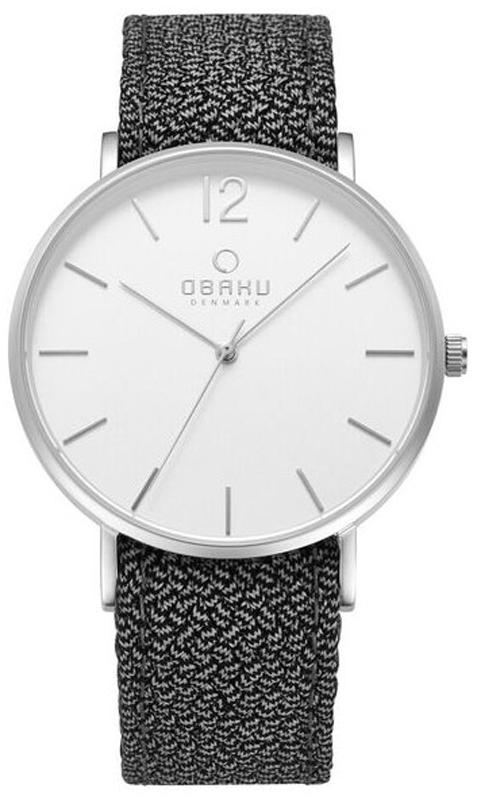 Obaku Denmark V197GXCWNF1 - zegarek męski