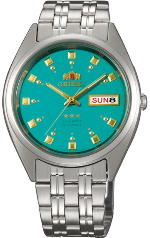 Orient FAB00009N9 - zegarek męski