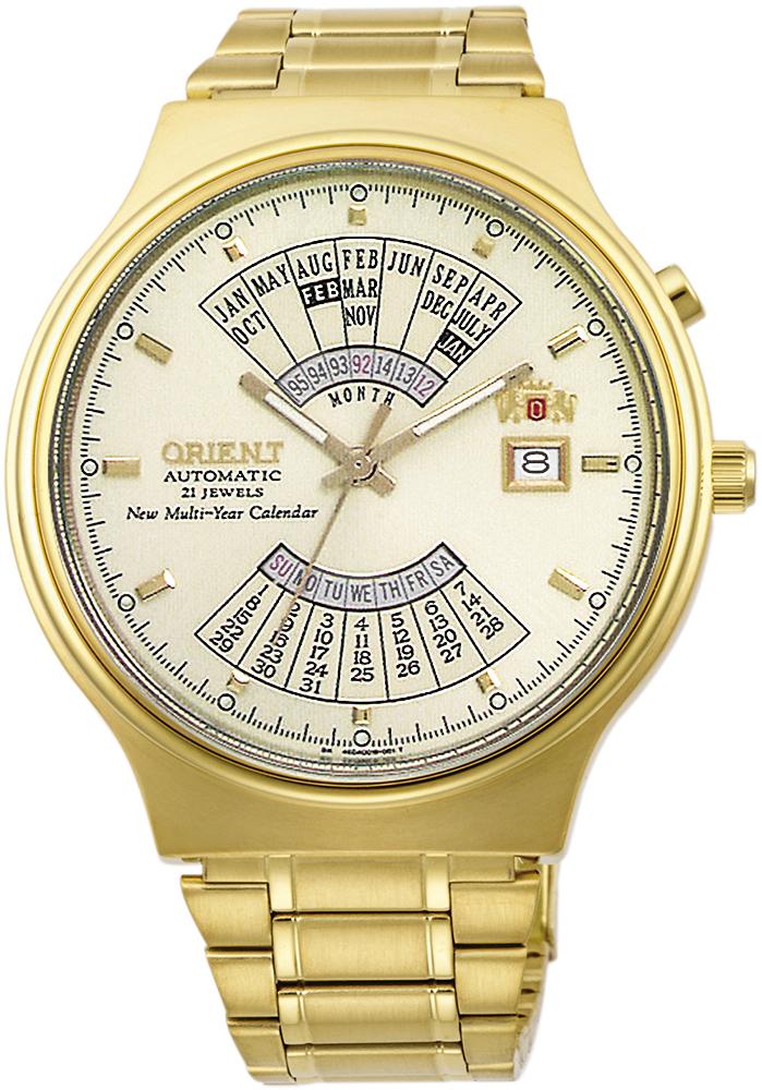 Orient FEU00008CW - zegarek męski