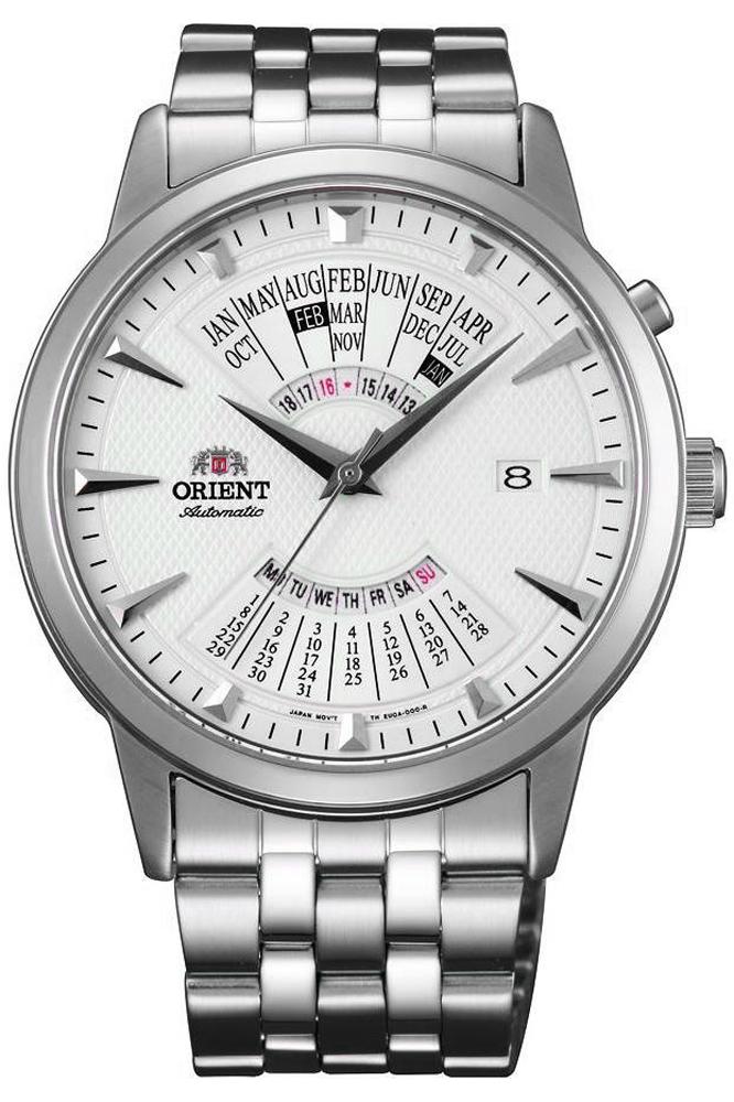 Orient FEU0A003WH - zegarek męski