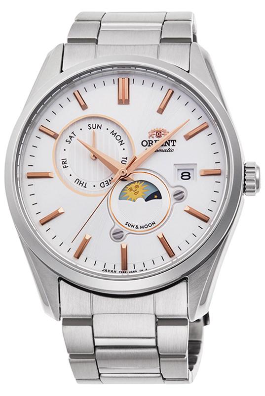 Orient RA-AK0301S10B - zegarek męski