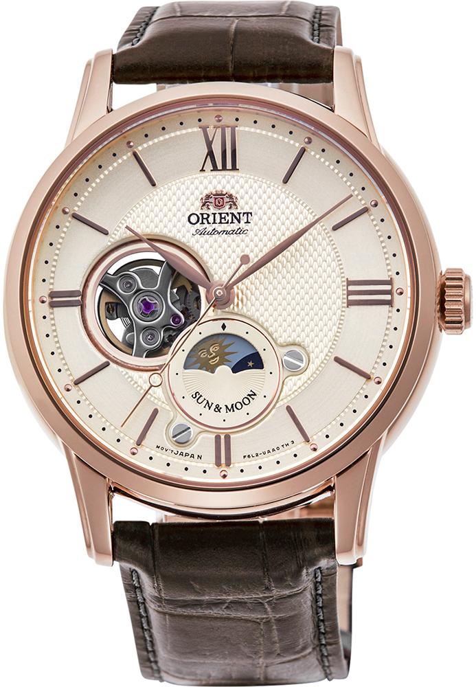 Orient RA-AS0003S10B - zegarek męski