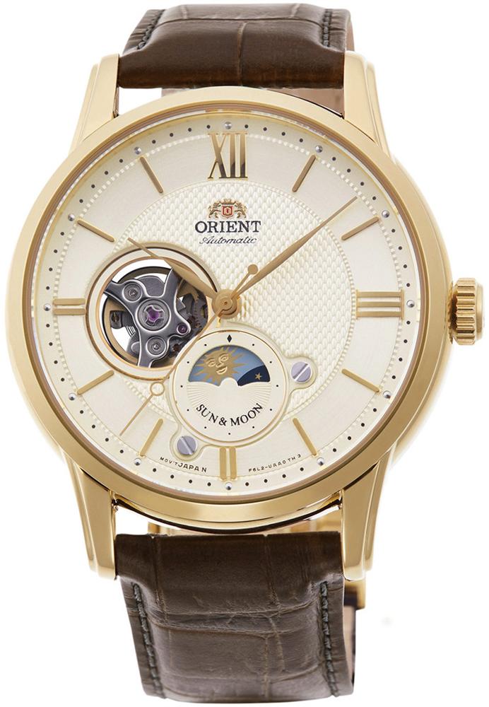 Orient RA-AS0004S10B - zegarek męski