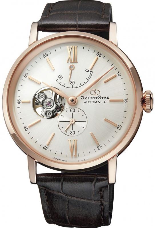 Orient Star RE-AV0001S00B - zegarek męski