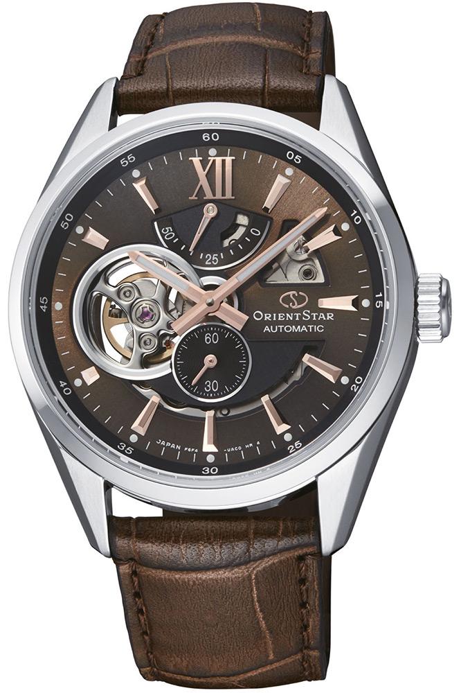 Orient Star RE-AV0006Y00B - zegarek męski