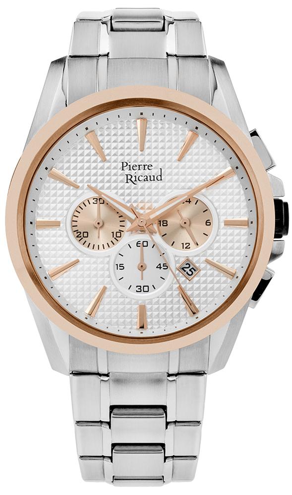 Pierre Ricaud P60017.R113CH - zegarek męski