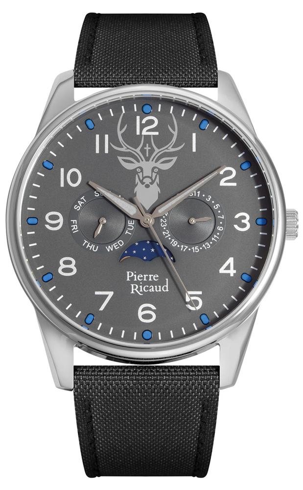 Pierre Ricaud P60036.5227QF - zegarek męski