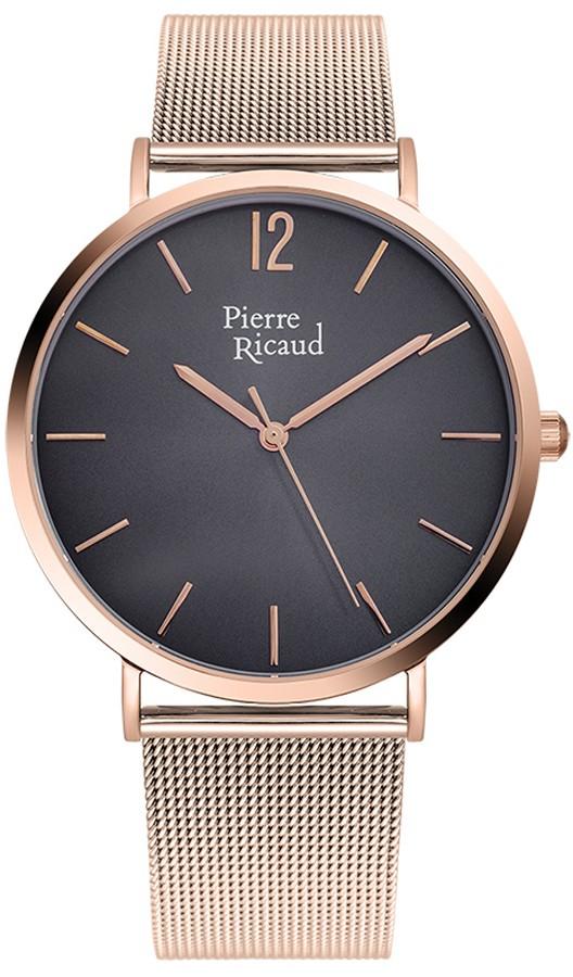 Pierre Ricaud P91078.91R7Q - zegarek męski