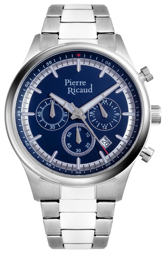 Pierre Ricaud P97207.5115CH - zegarek męski