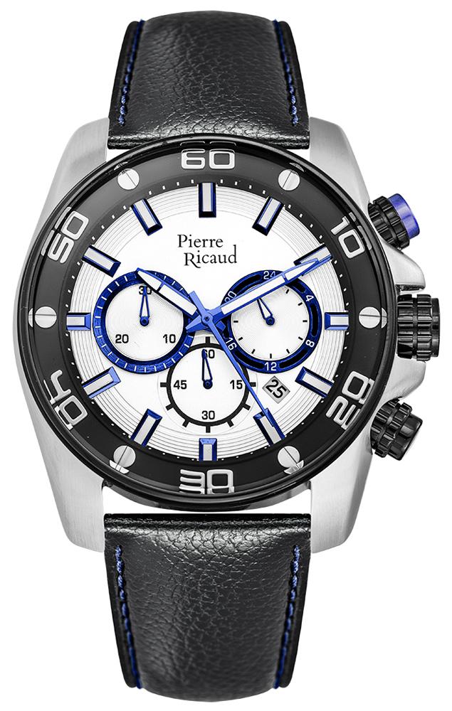 Pierre Ricaud P60018.Y2B3CH - zegarek męski