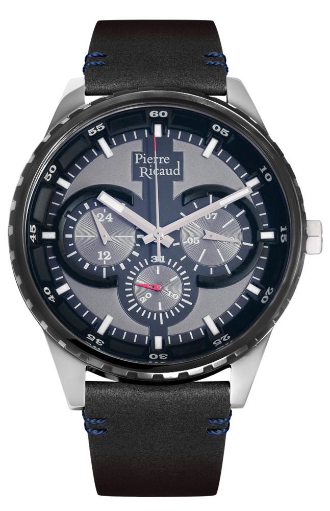 Pierre Ricaud P60031.Y217QF - zegarek męski