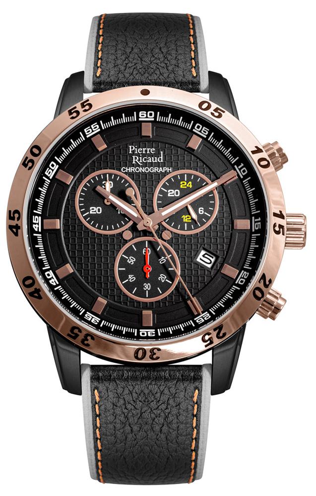 Pierre Ricaud P60033.K214QF - zegarek męski