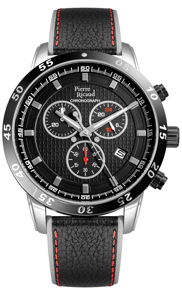 Pierre Ricaud P60033.Y214QF - zegarek męski