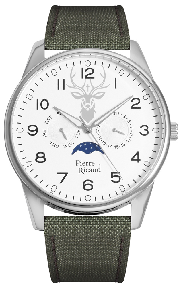 Pierre Ricaud P60036.5823QF - zegarek męski