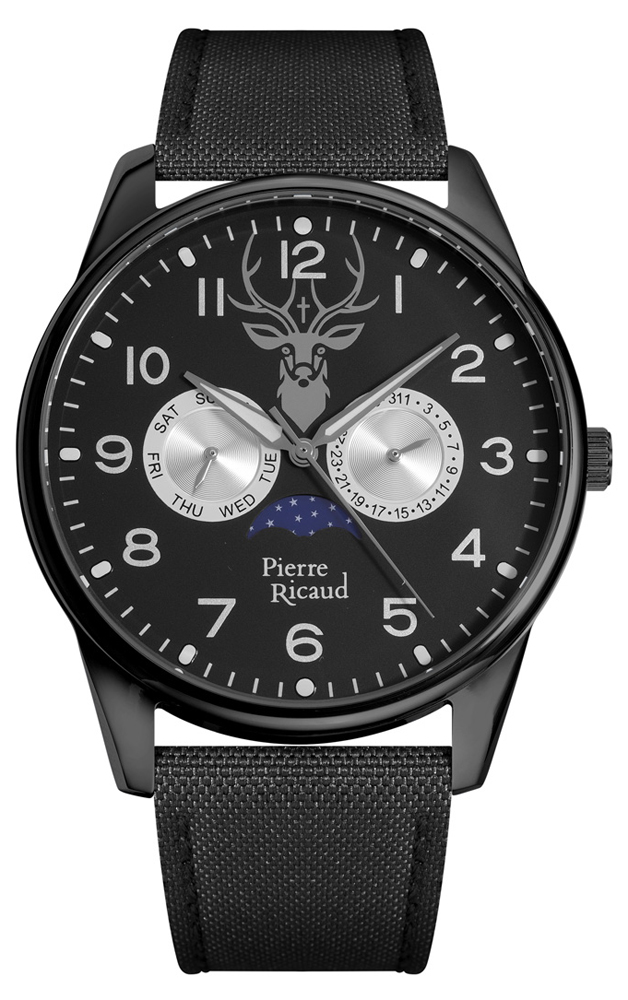 Pierre Ricaud P60036.B224QF - zegarek męski