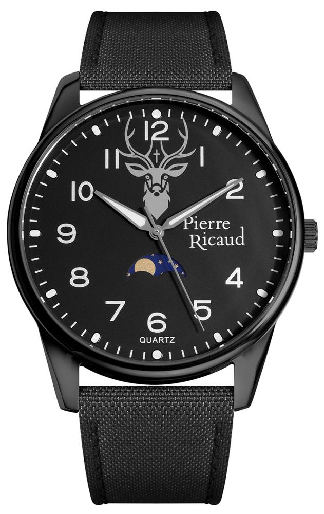 Pierre Ricaud P60037.B224QF - zegarek męski