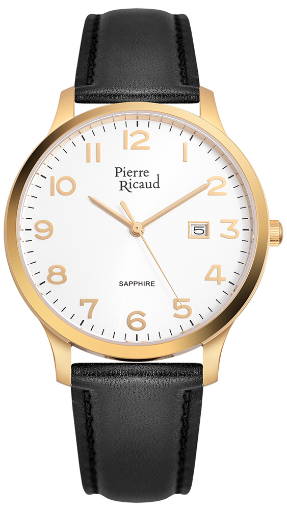 Pierre Ricaud P91028.1223Q - zegarek męski